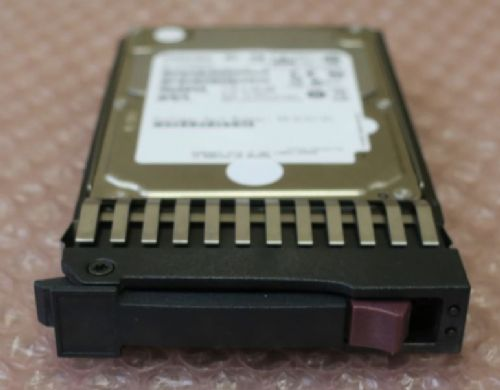 "New Seagate 1.2TB SAS 10k 2.5"" Hot plug HDD in HP ProLiant G6 G7 Server Caddy"